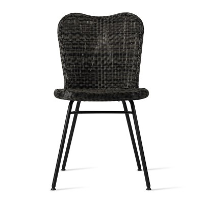 Lena dining chair steel A Vincent Sheppard