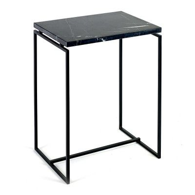 Dialect side table S Nero