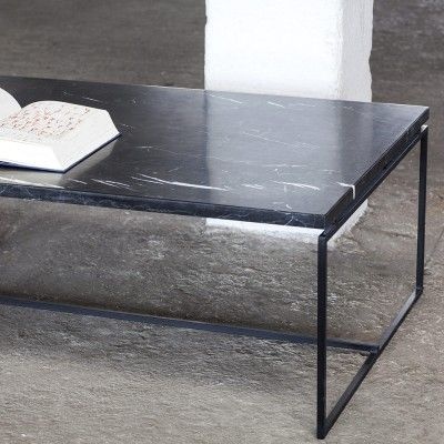 Dialect coffee table L Nero