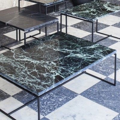 Dialect coffee table L Verde