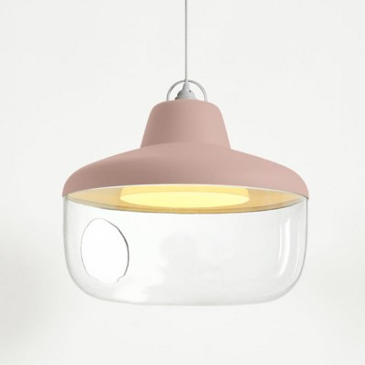 Favourite Things pendant lamp pink ENOstudio