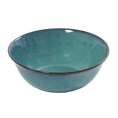 Bowl Aqua turquoise Ø18 cm (set of 6)