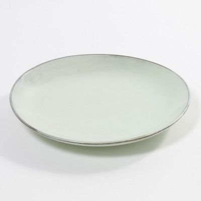Big plate Aqua clear Ø28,5 cm (set of 4)