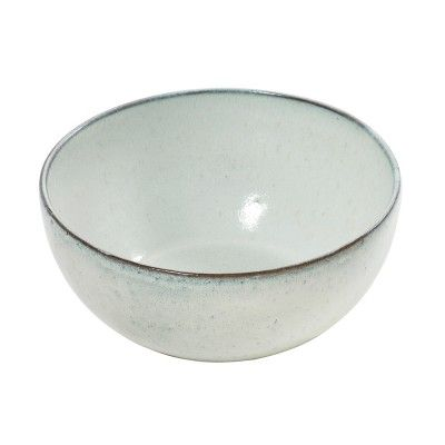 Salad bowl Aqua clear Ø23 cm (set of 2)