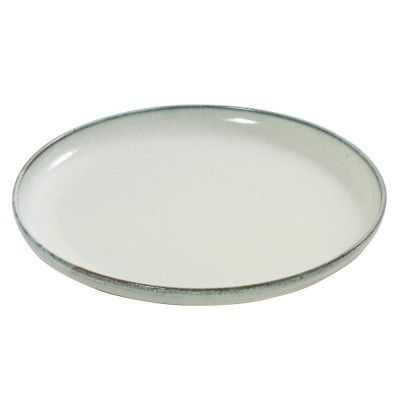 Serving plate Aqua clear Ø36 cm (set of 6)