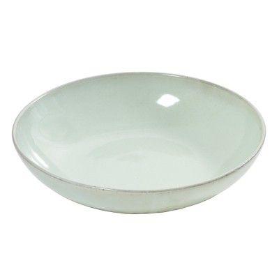 Assiette creuse Aqua clair Ø33,5 cm (lot de 2)