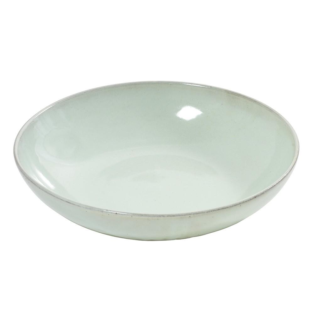 Plate Aqua clear Ø33,5 cm (set of 2)