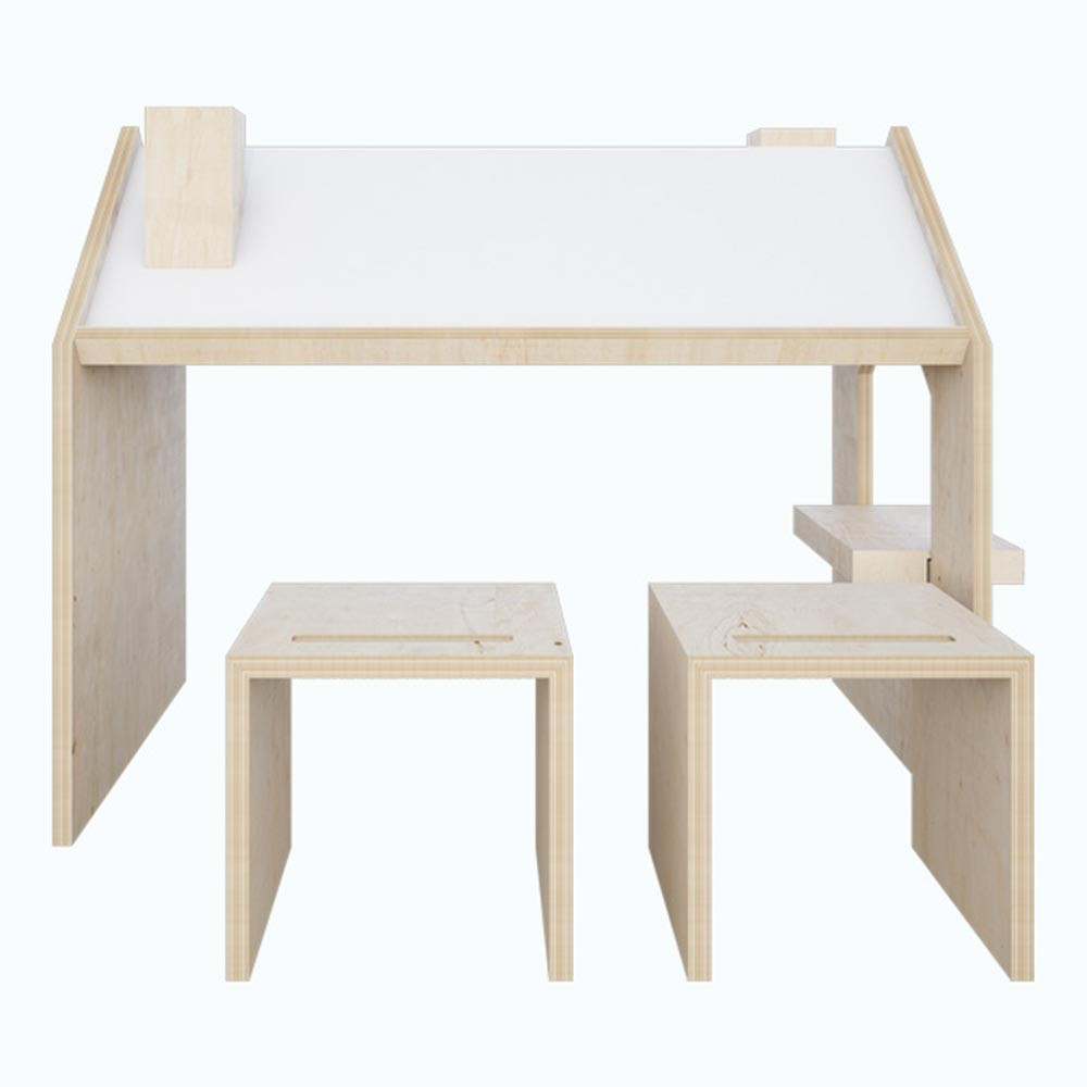 Playhouse desk