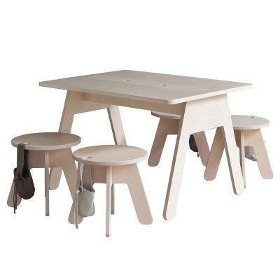 Peekaboo desk