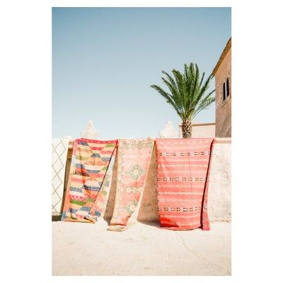 Affiche Moroccan Rugs