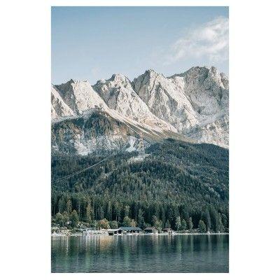 Zugspitze poster