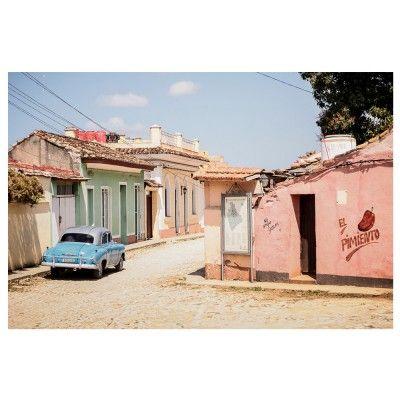 Affiche Cars of Cuba N.1 David & David Studio