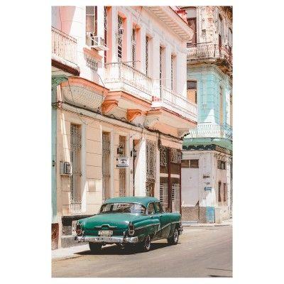 Cars of Cuba N.2 poster