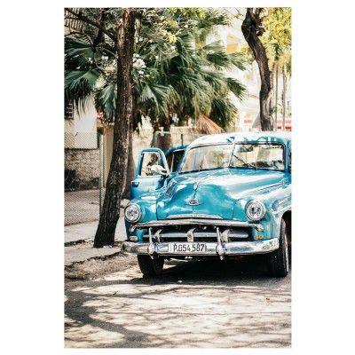 Affiche Cars of Cuba N.3 David & David Studio
