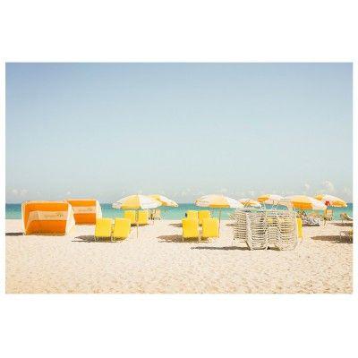 Sorrento Beach poster