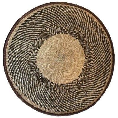 Wall basket 55cm natural 1