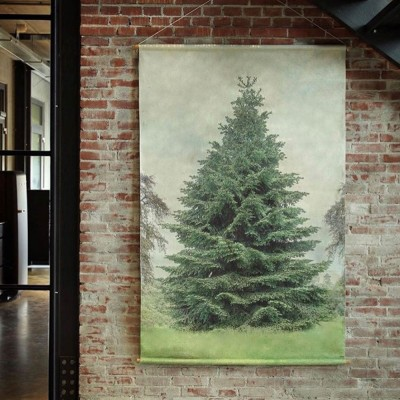 Christmas special wall chart XL tree HK Living