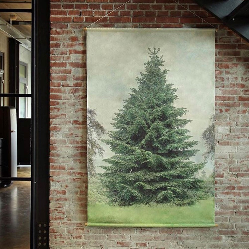 Affiche Sapin de Noël XL