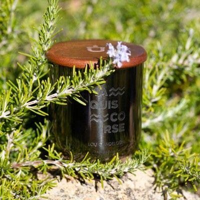 Bougie parfumée 120g Maquis Corse Lou Candeloun
