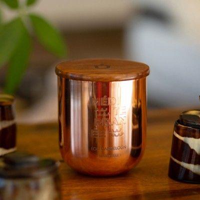 Bougie parfumée 120g Calanques Lou Candeloun