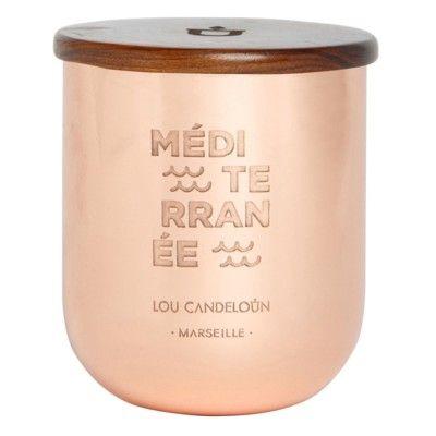 Bougie parfumée 280g Calanques Lou Candeloun