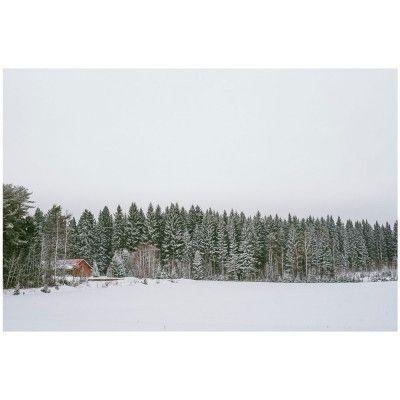 Affiche Paysages de Finlande N.2 David & David Studio