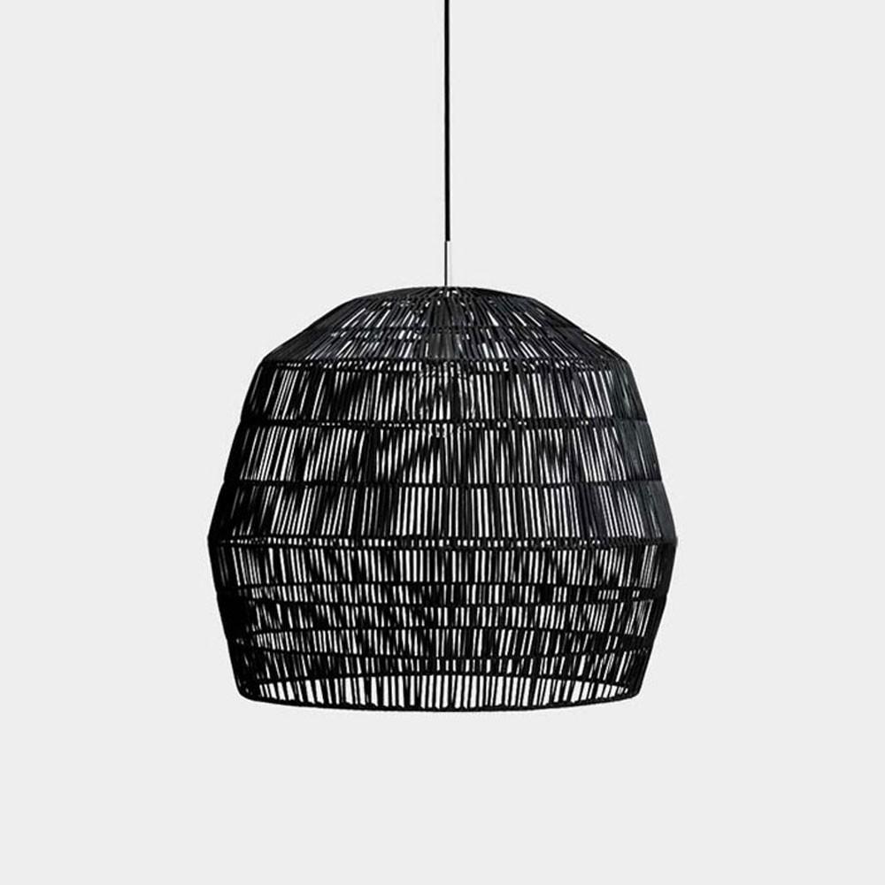 Nama 2 pendant lamp black
