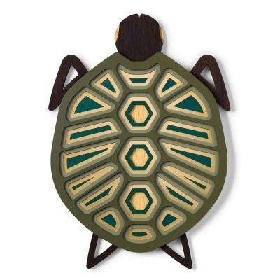 Décoration murale The Turtle Umasqu