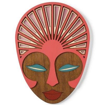 Masque Mademoiselle.U n°3 Umasqu
