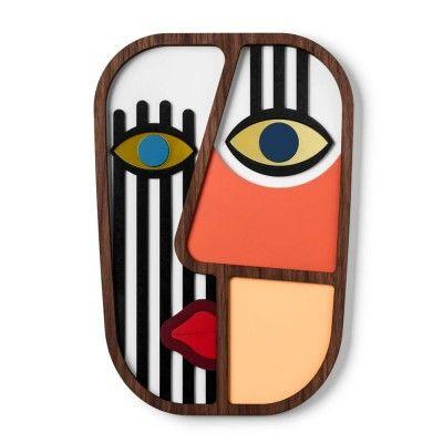 Masque Abstrasso n°7 Umasqu