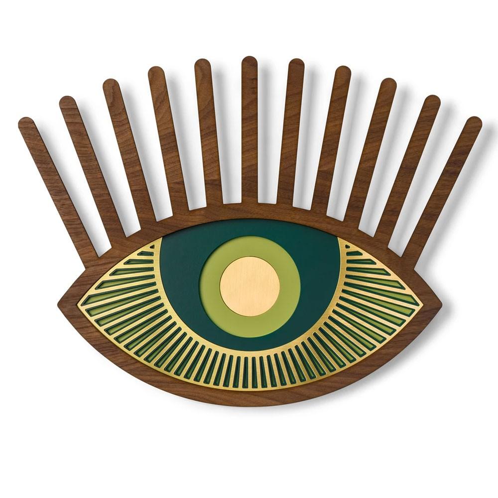 Eye wall decoration n°6