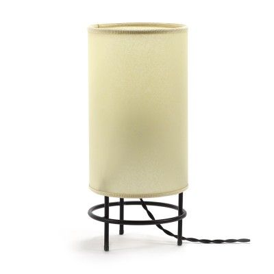 Lampadaire cylindre Bea Mombaers H30cm Serax