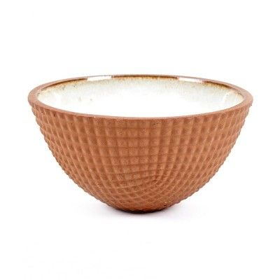 A+A bowl medium terra Ø16 cm Serax