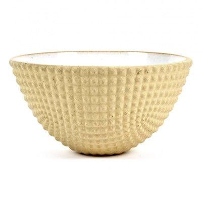 A+A bowl large sand Ø21,5 cm Serax