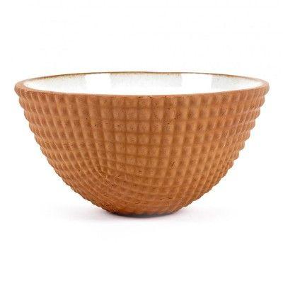 A+A bowl large terra Ø21,5 cm Serax