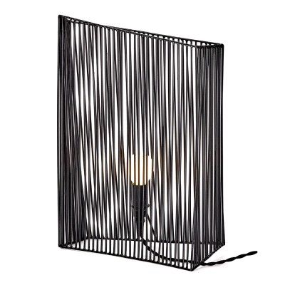 Wall / table lamp Ombre L black Serax