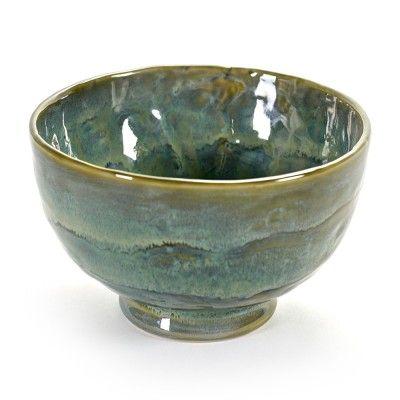 Bowl Pure M Ø15 cm seagreen Serax