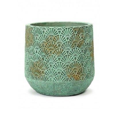 Pot Coquille bleu Serax