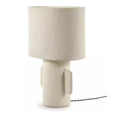 Earth table lamp H54 cm white Serax
