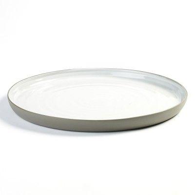 Round serving plate Dusk Ø31 cm Serax