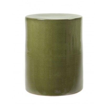 Table d'appoint Pawn vert Serax