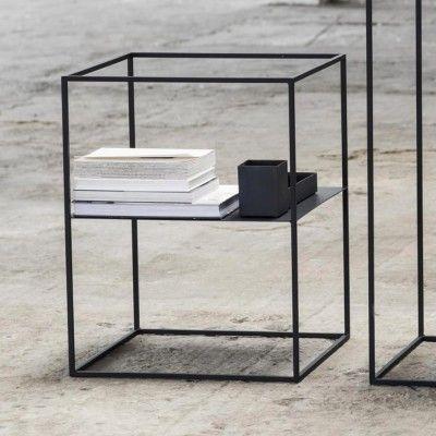 Plant Display rack S black Serax