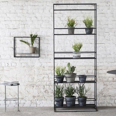 Display rack high black Serax