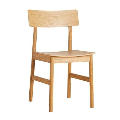 Pause dining chair 2.0 oiled oak Woud