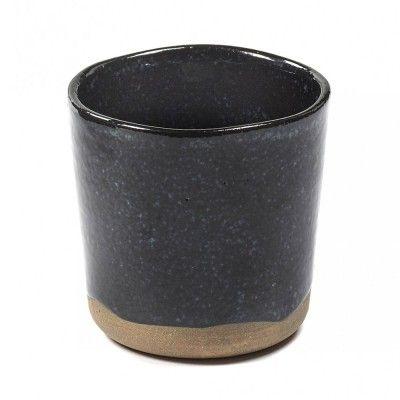 Cup Merci n°9 dark blue Serax