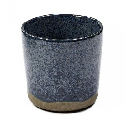 Tasse Merci n°9 bleu gris Serax