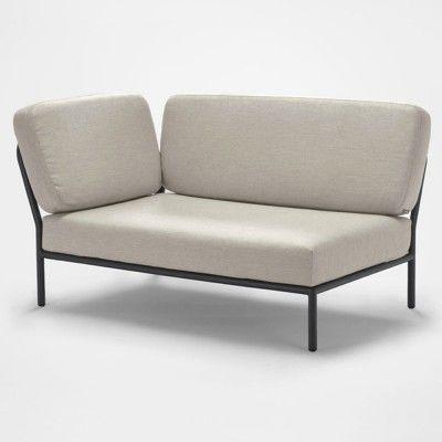 Canapé lounge Level beige Houe