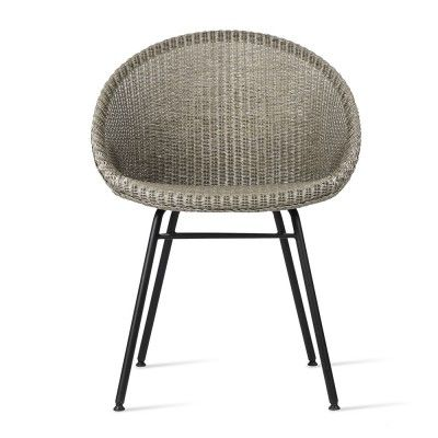 Joe chair A base black Vincent Sheppard