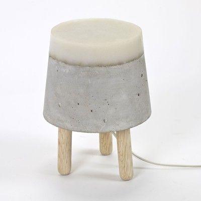 Table lamp Concrete S Serax