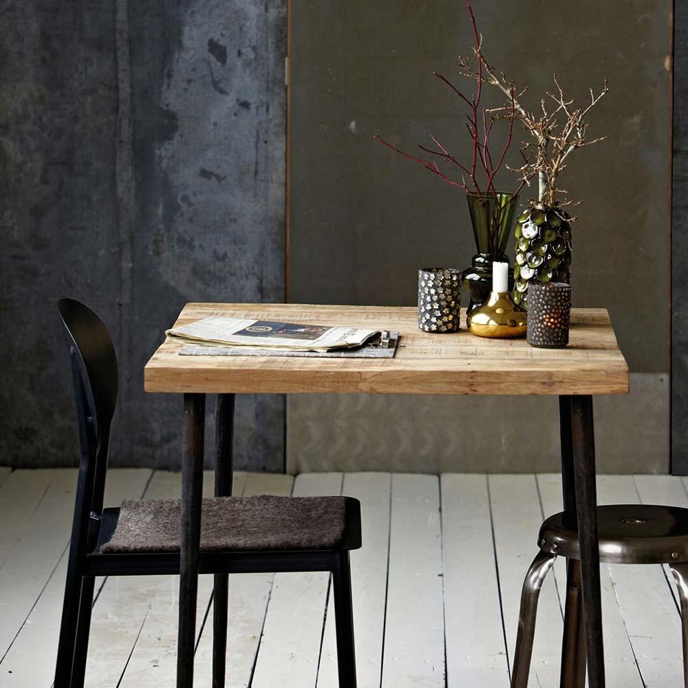 Slated table